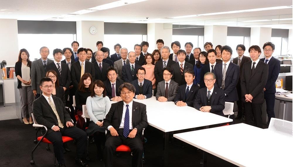 """発注者、受注者、利用者すべてに幸せをもたらす""""施設参謀""""を担う。使命は日本を社会先進立国に導くこと"""