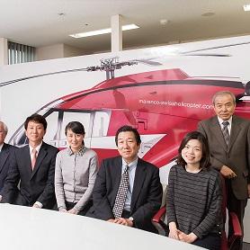 「美しいデザインが安全につながる」。ヘリポート建設のプロフェッショナルたち