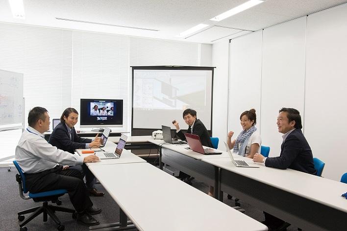 日本の建築業界のBIM化を促進、発展、けん引するコンサルティングチーム