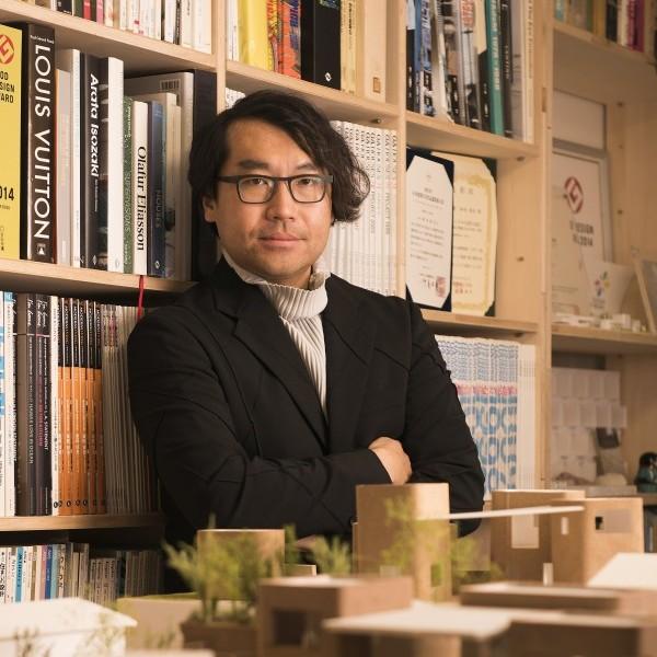 未来の人と環境が欲する 隠れた魅力を、感じ、興す、 〝感興する建築〞を