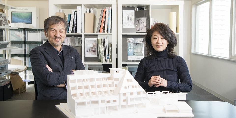 社会的な要請を技術力と実現力でかなえる建築ソリューションコンサルタント――。<br/>新しい建築家のスタイルを確立したい
