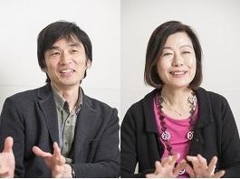 堀場 弘(ほりば・ひろし)(左)