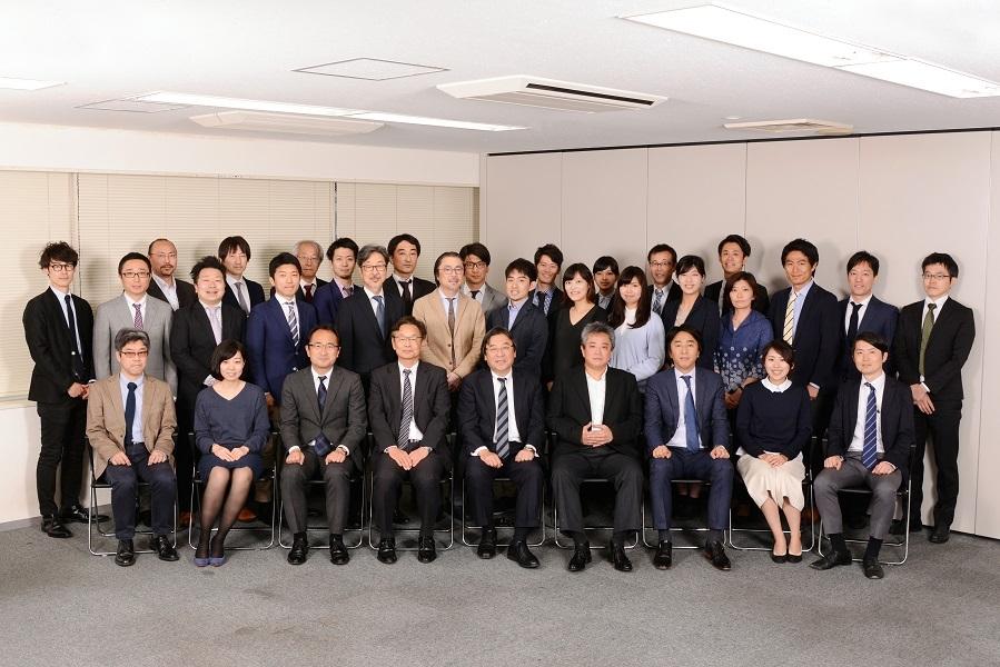 """""""まち""""という環境、人々の暮らし、未来という時が<br/>""""ひとつ""""に連なるまちづくりで日本中に幸せを届ける"""
