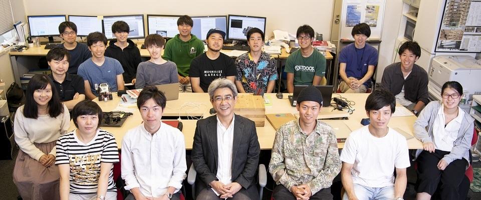 BIMの汎用化でPM、CMは今後も進化。<br/>海外の取り組みをリサーチし、学びながら、<br/>日本らしい建築生産マネジメントを探究