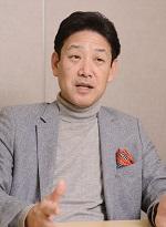 執行役員 プロジェクト・ 開発マネジメント事業部長 </br>宮本 淳